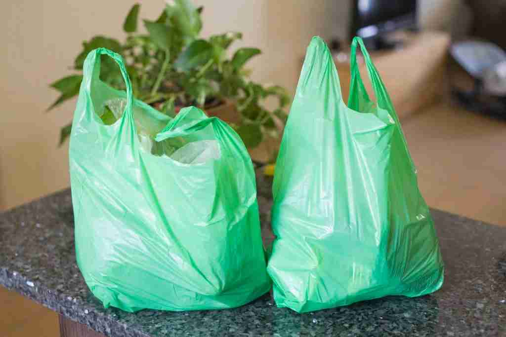 These unassuming plastic bags are forbidden for you to bring into more and more countries. Image courtesy of Alex Bramwell via Getty Images.