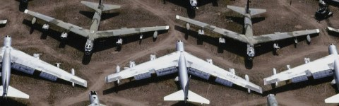 Where Planes Go To Die A Guide To Aircraft Boneyards