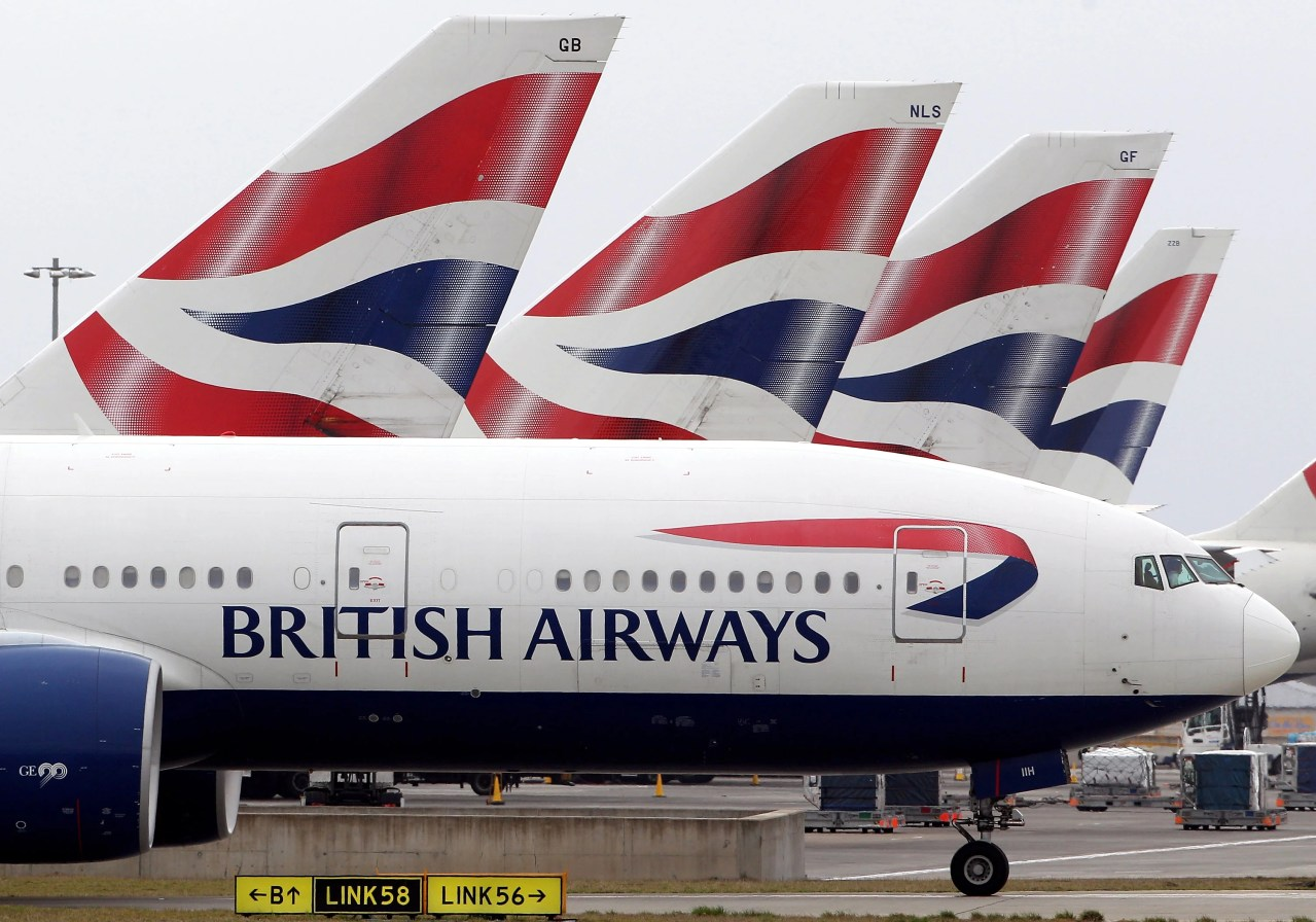 Book British Airways Flights with Asia Miles to Save Big