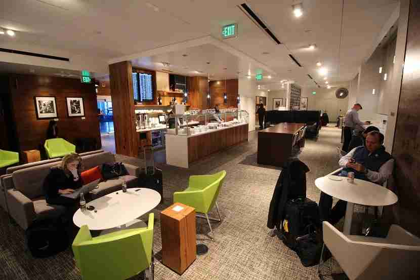 IMG Seattle Centurion Lounge original room