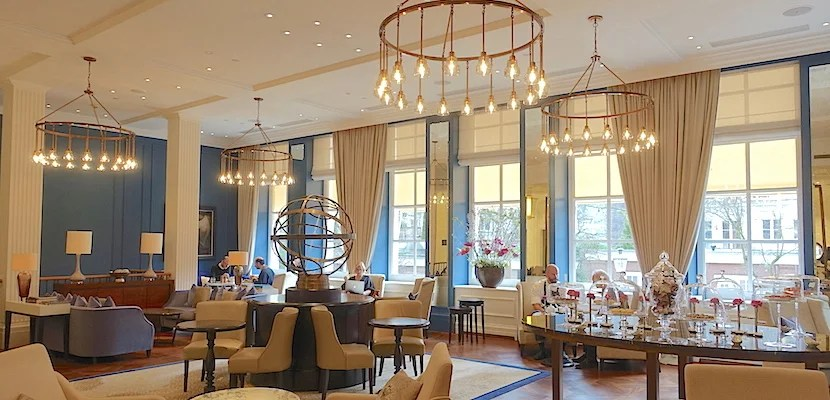 Hotel Review King Grand Premier Waldorf Astoria Amsterdam