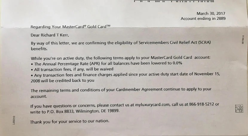 Gold Card Update Puts Service Members In A Tough Position