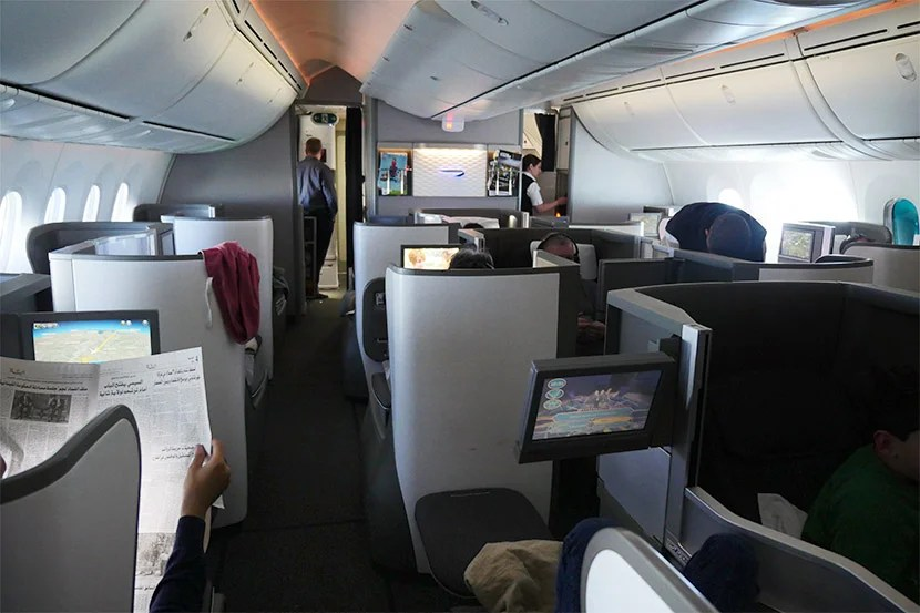 british airways premium economy review 2017
