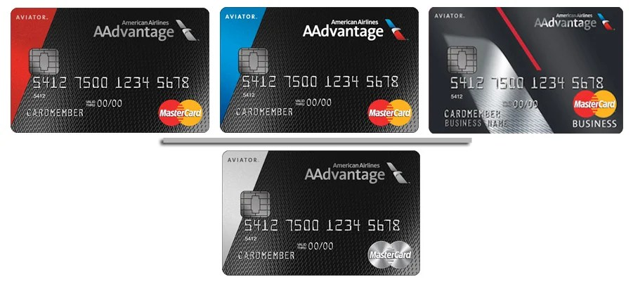 Top credit cards that offer companion ticket benefits img aa aviator cards reheart Choice Image