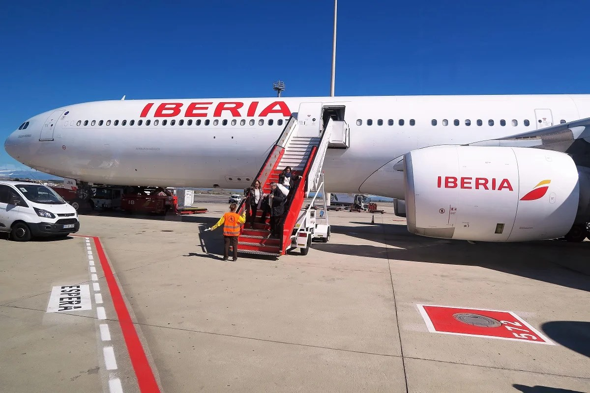 American Airlines Website Now Lets You Book Iberia Awards