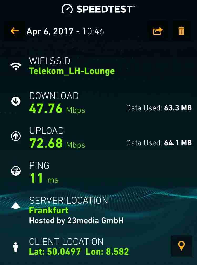 LH Lounge WiFi