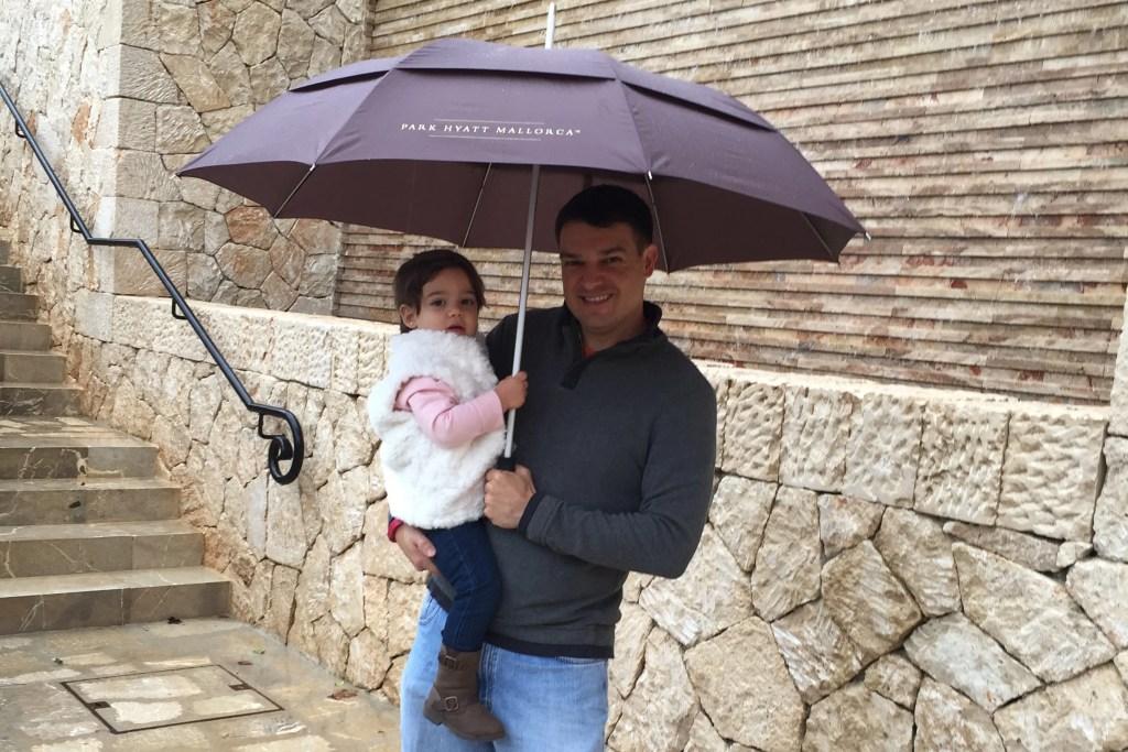 Park Hyatt Mallorca Evy umbrella