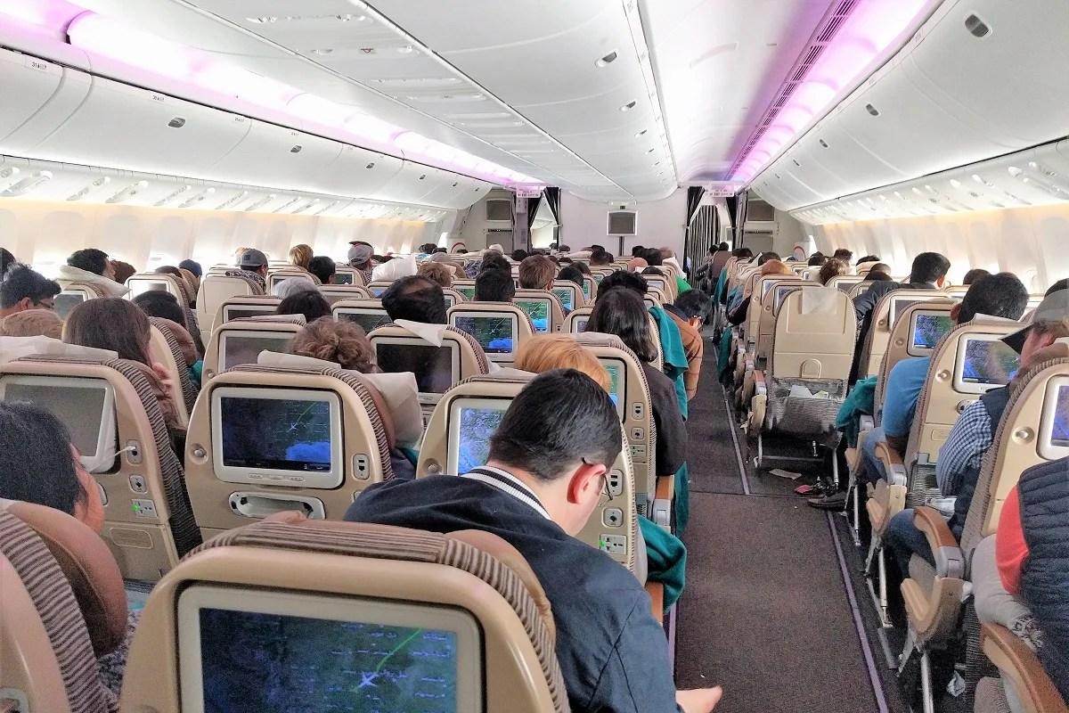 Flight Review Etihad 777 200 Economy Abu Dhabi To Dallas