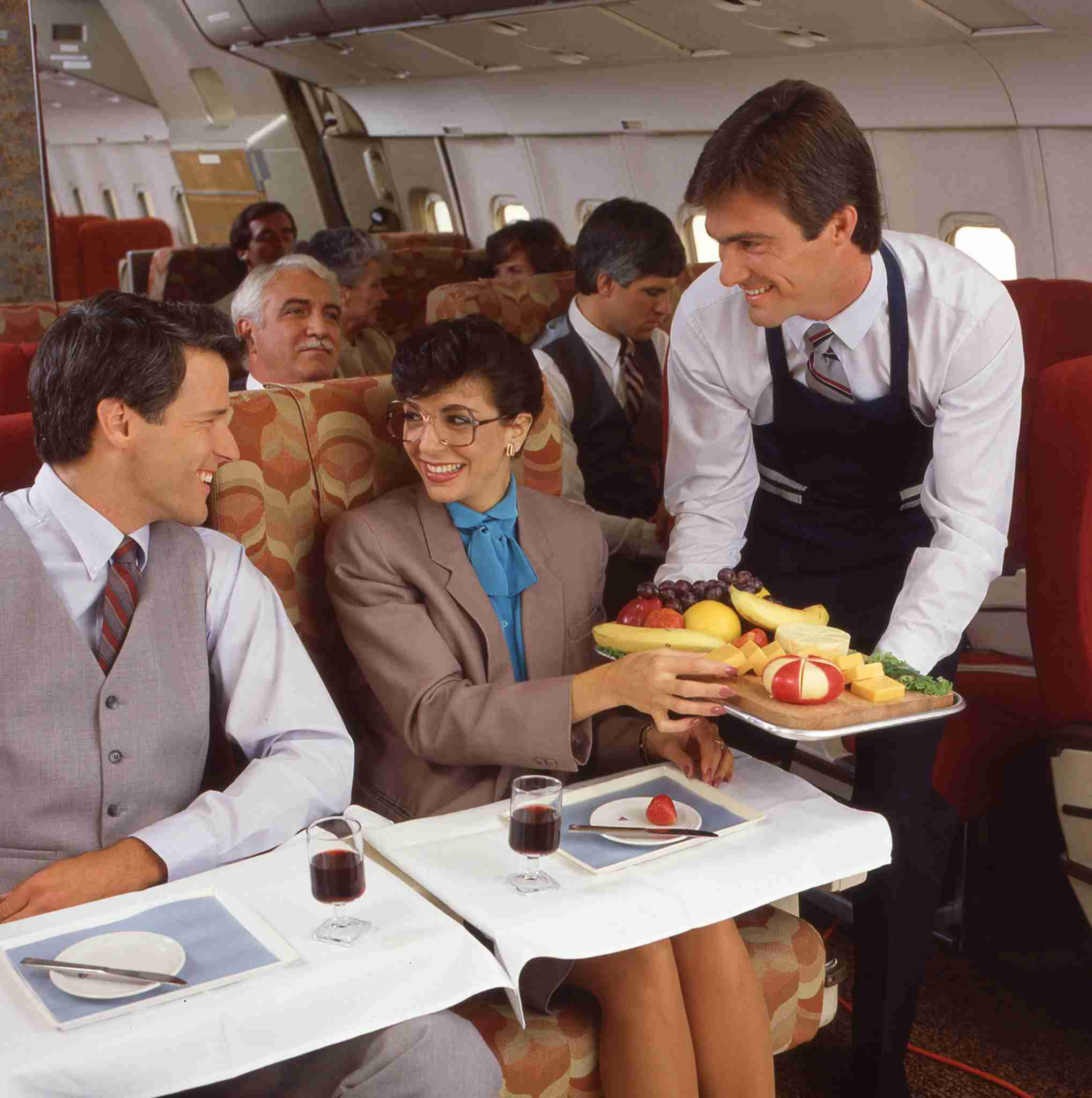 Delta Medallion Service, as advertised on the airline