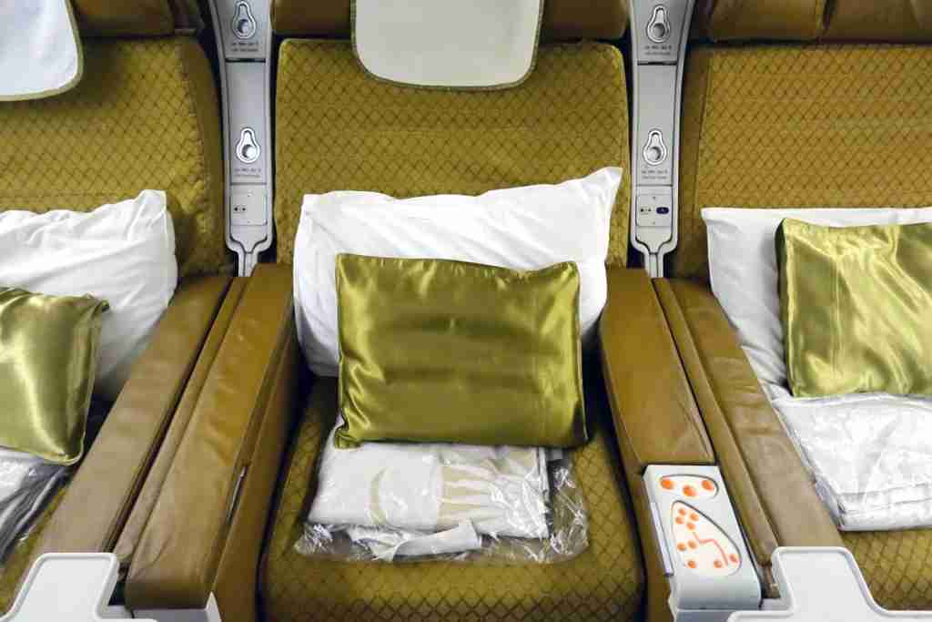 Air India 777-300ER Biz Post