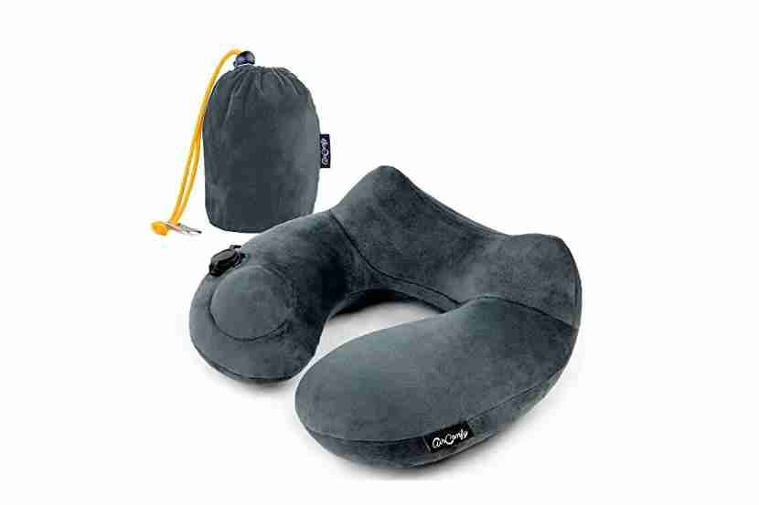 AirComfy Inflatable Neck Pillow