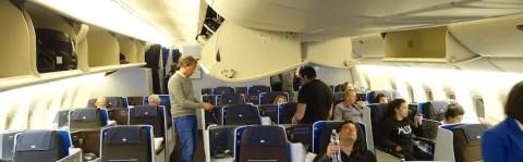 Carte Bleue Klm.Review Klm 777 300er Business Class Nyc To Amsterdam