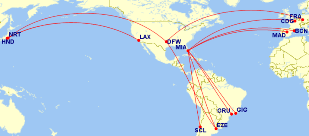American Airlines New 777 Premium Economy Routes Unveiled