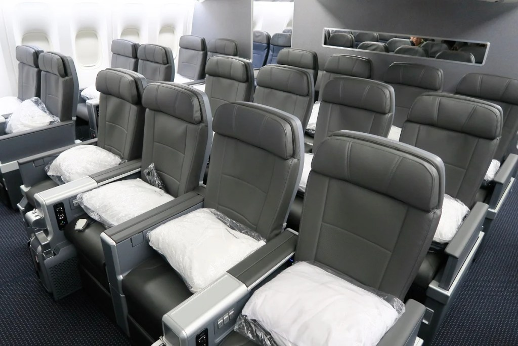 Here S American Airlines 777 300er Retrofit Plans
