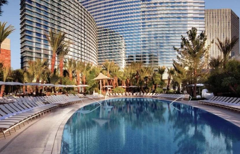 Hotel Review: Deluxe Room, Aria Resort & Casino in Las Vegas