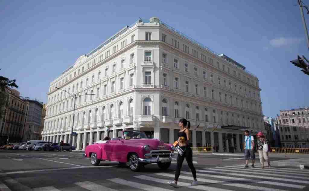 The Gran Hotel Manzana Kempinski La Habana is Cuba