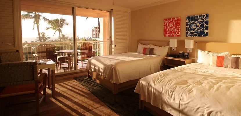 Hotel Review: An Ocean View Room at the Grand Wailea, Maui