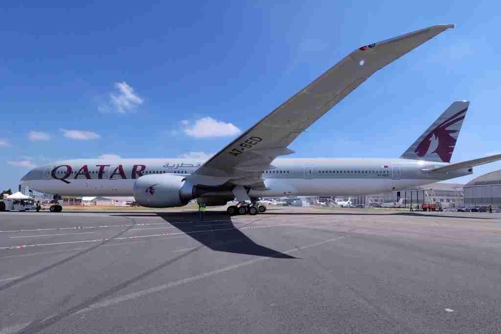 Qatar Airways 777-300ER