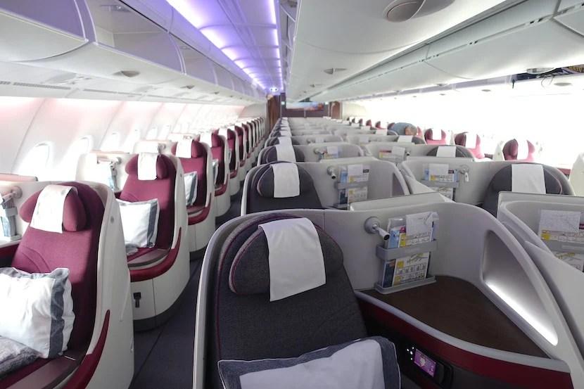 Flight Review: Qatar A380, Business Class, Doha to Paris