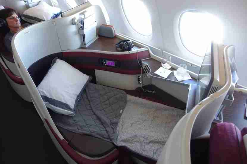 Qatar bed 1