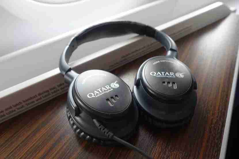 Qatar headphones