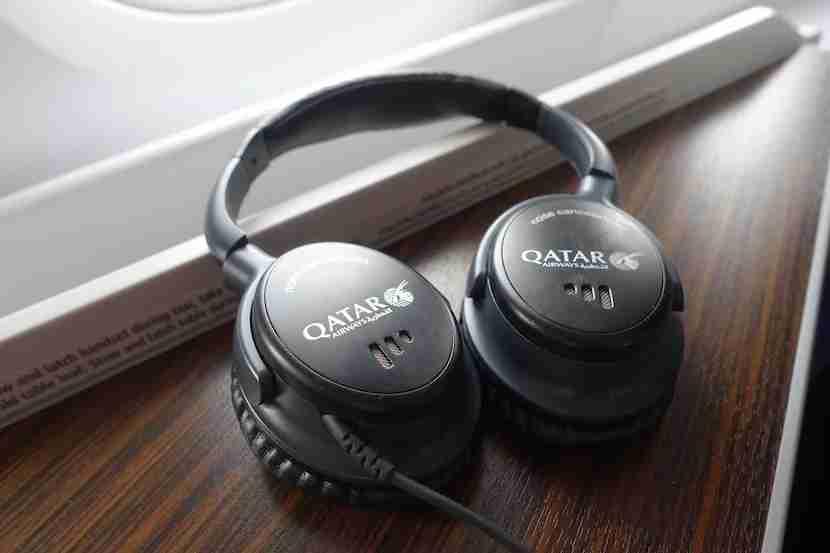 Qatar headphones