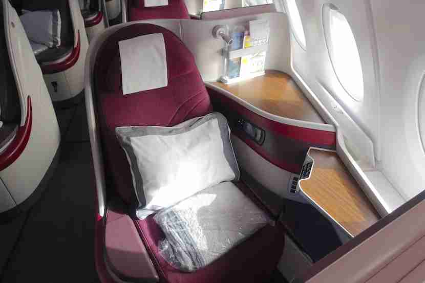 Qatar seat over