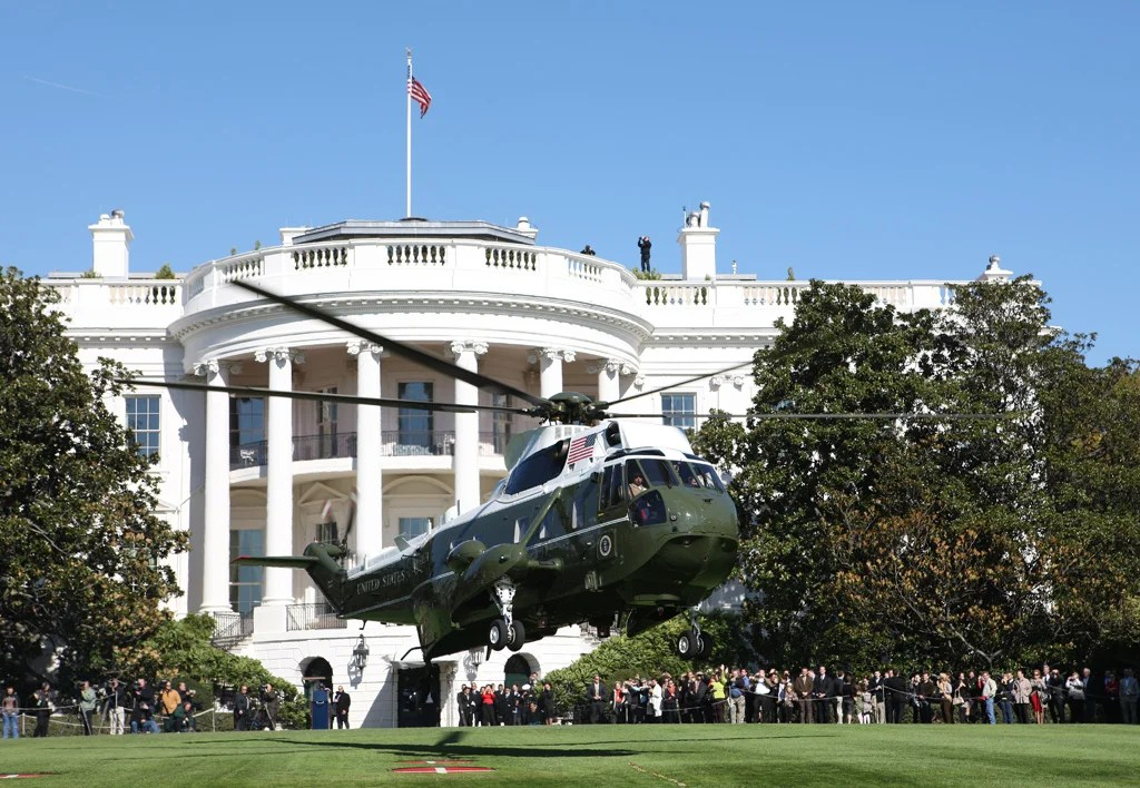 an insiders guide to marine one the presidents helicopter
