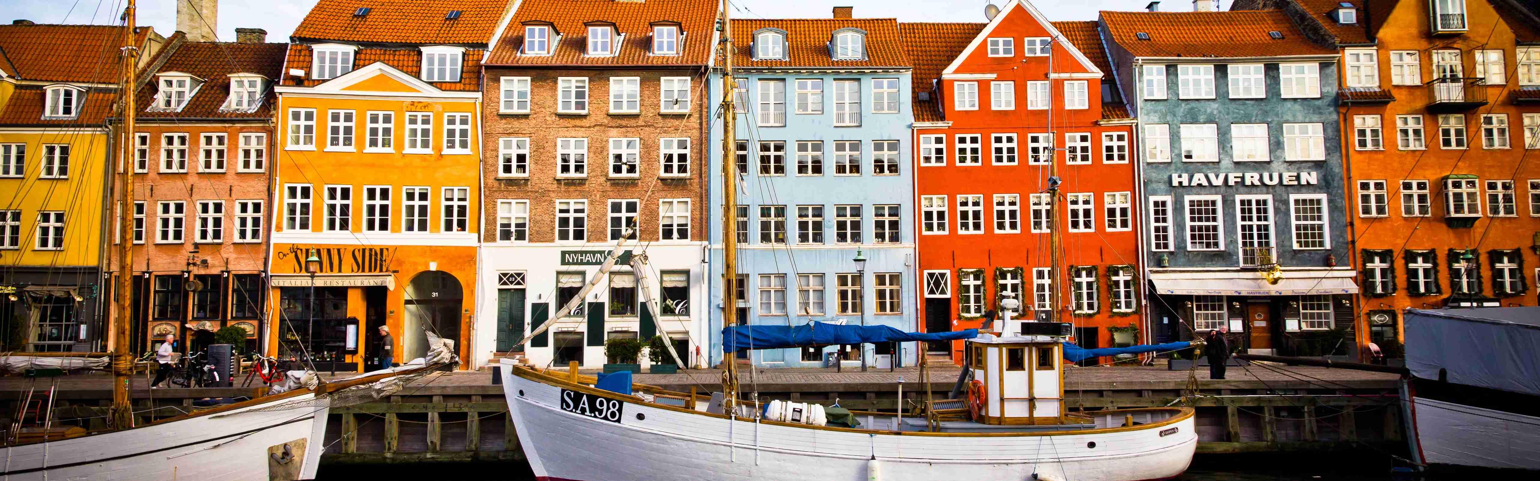 fly Copenhagen