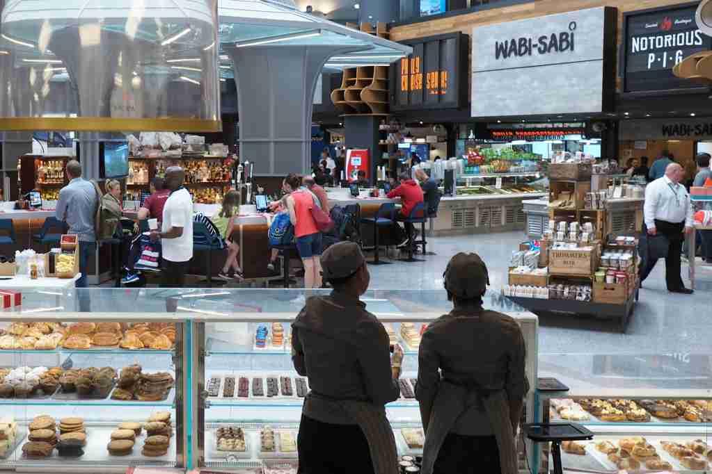 Melange Newark Airport OTG