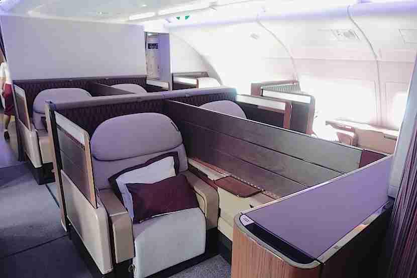 Qatar first class 2