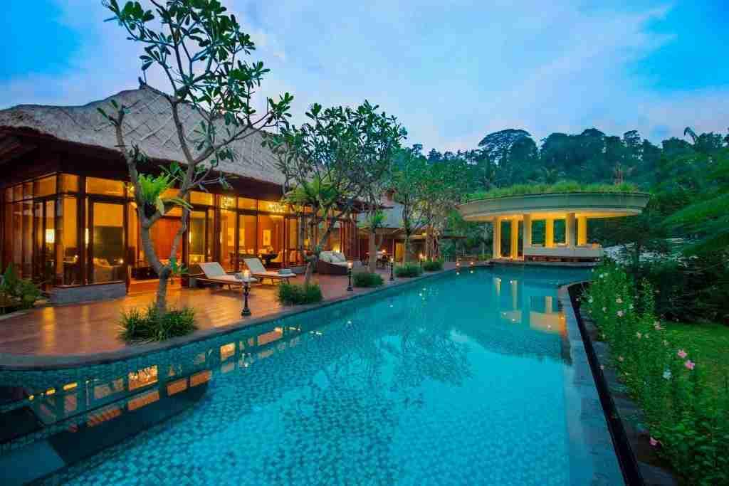 Image courtesy of Mandapa, a Ritz-Carlton Reserve via Facebook