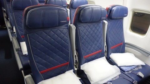 Some Delta Elites Can Avoid Being Upgraded To Middle Seat