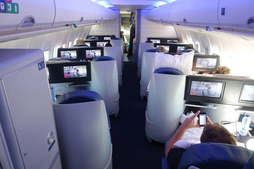 elites will soon get free upgrades on some delta one flights