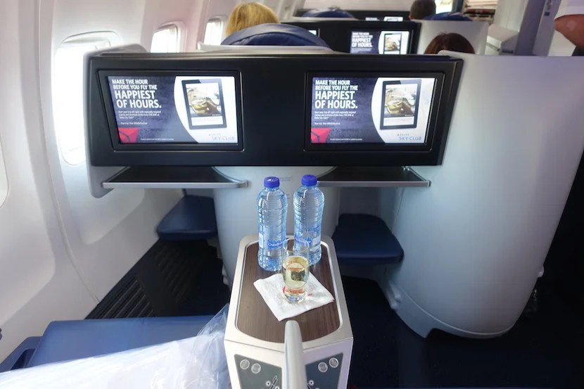 Flight Review: Delta One (757-200) Business Class from