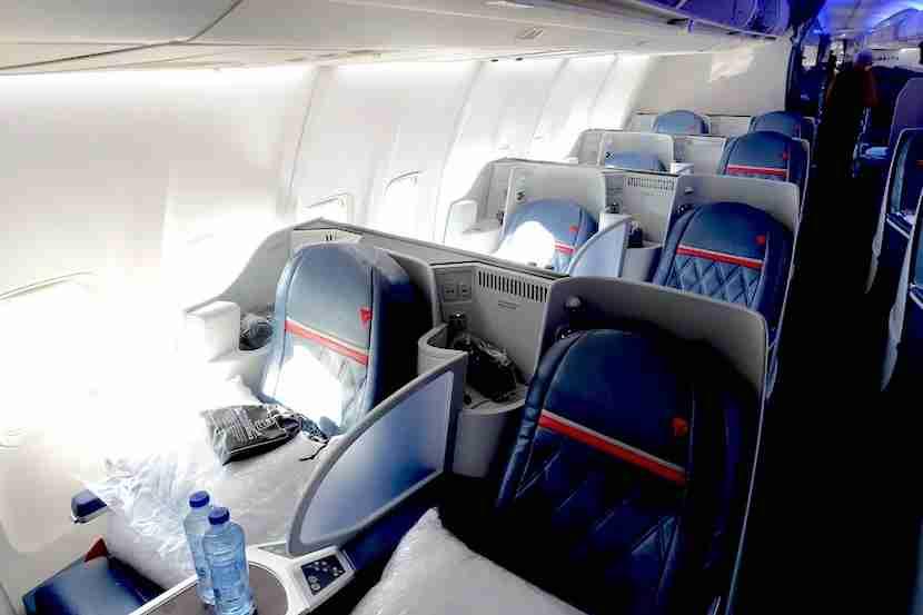 Delta 757 seats 1