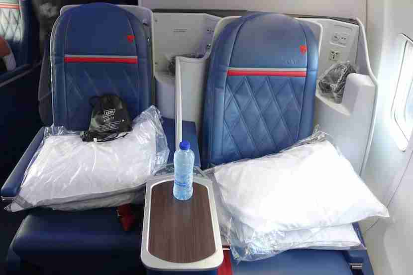 Delta 757 seats 2