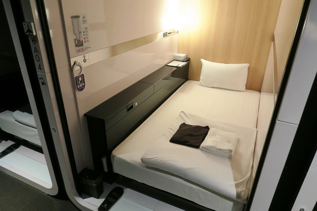 Charming First Cabin Business Class