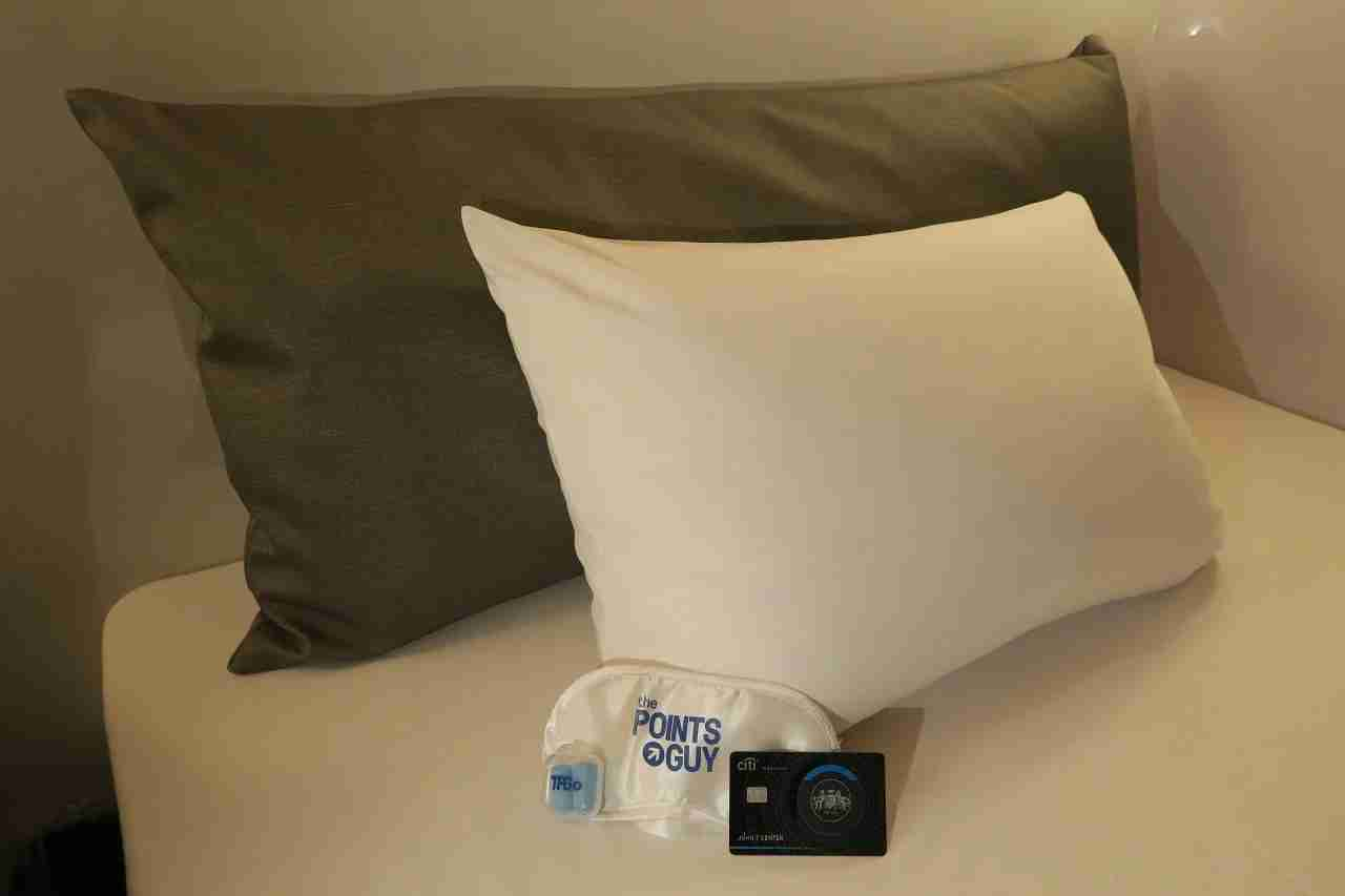 First Cabin First Class pillows