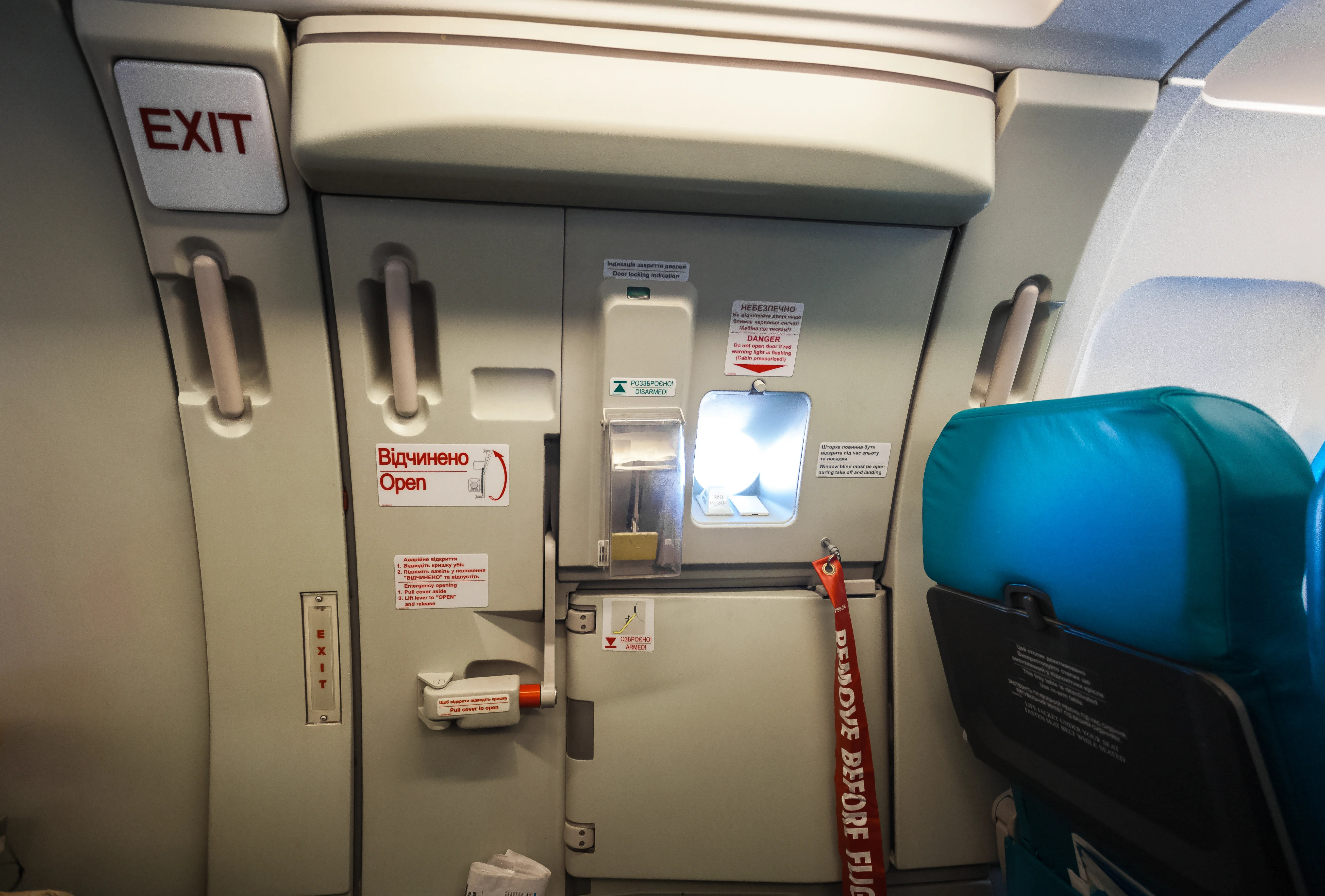& Can an Airplane\u0027s Exit Door Be Opened Mid-Flight?