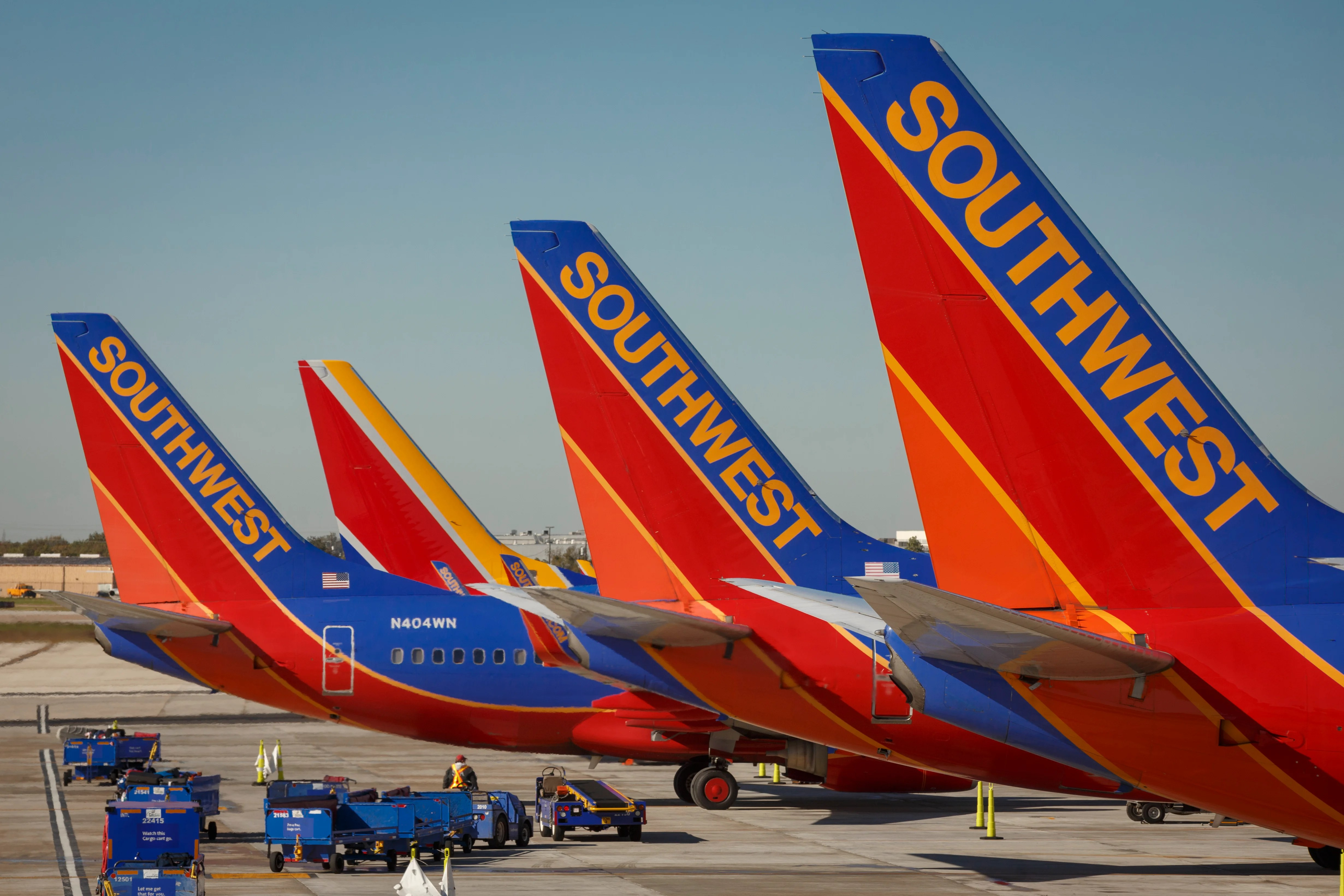 We're Giving Away Over 8 Million Southwest Rapid Rewards Points in Partnership With Chase