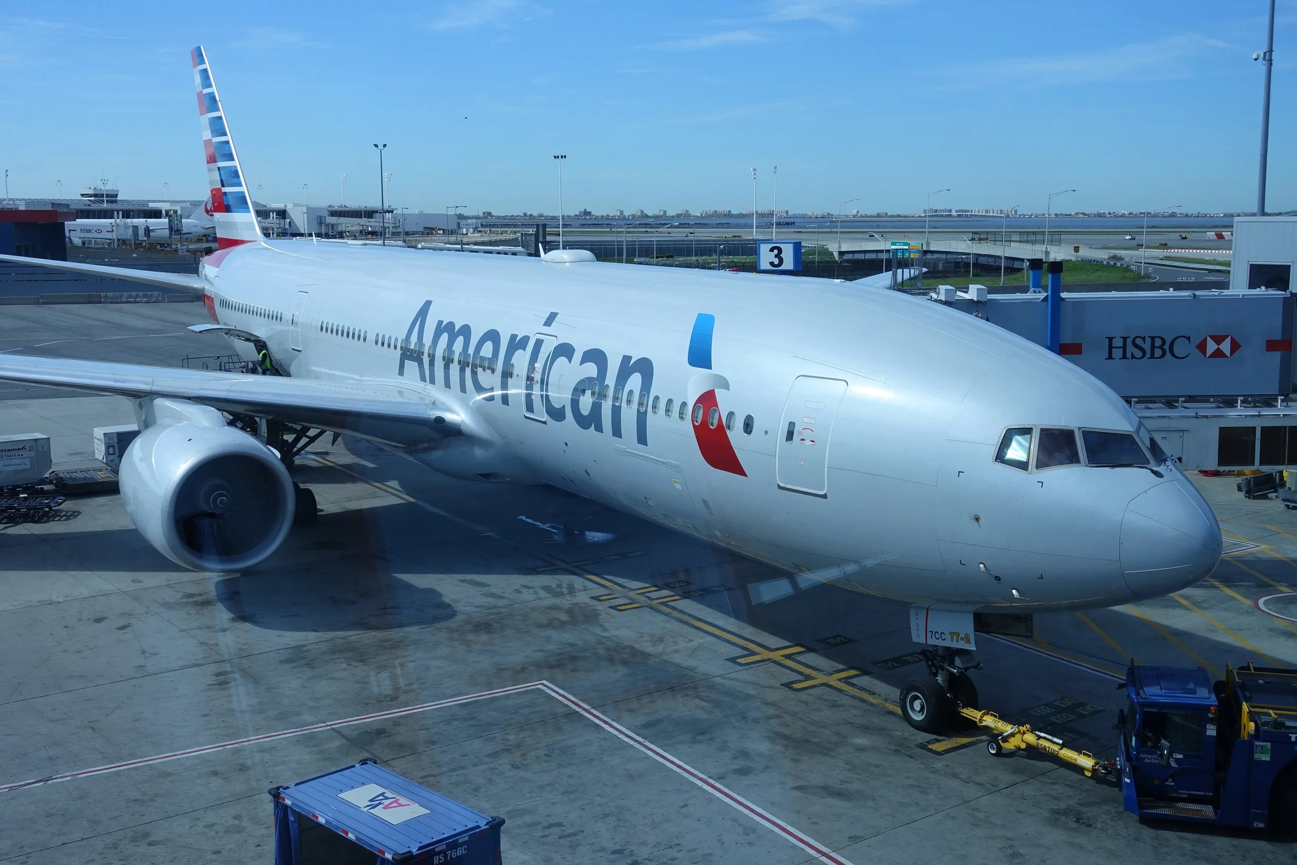 Flight Review: American (777-200) Business Class, NYC to LHR