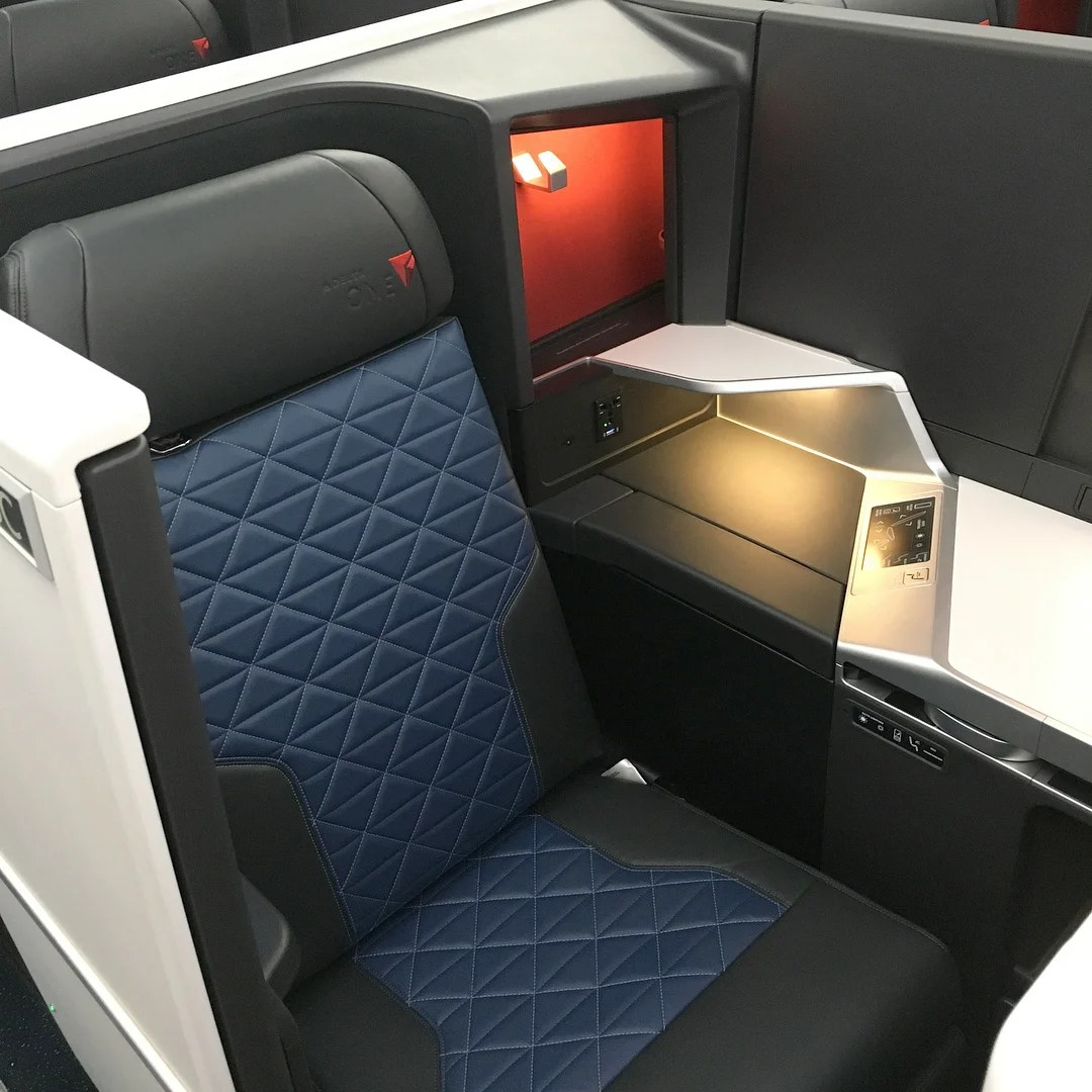 Wide Open Award Availability In Delta One Suites From Atl