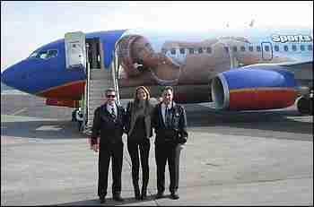 Image courtesy of Southwest Airlines.