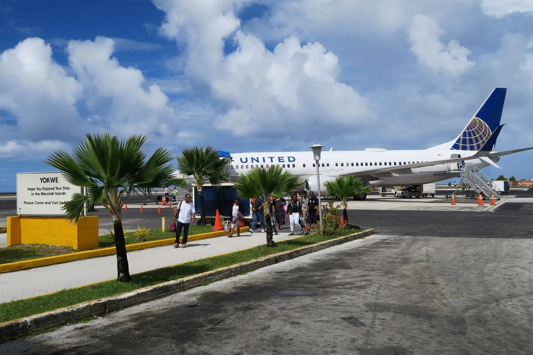 Dreaming of the Pacific Islands : United's Island Hopper and my bucket list trip post-corona