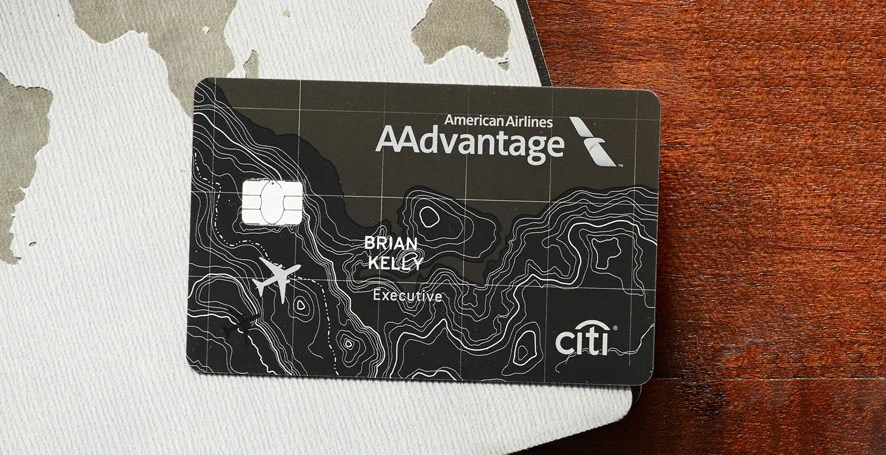 Citi S Now Issuing Metal American Aadvantage Executive Cards