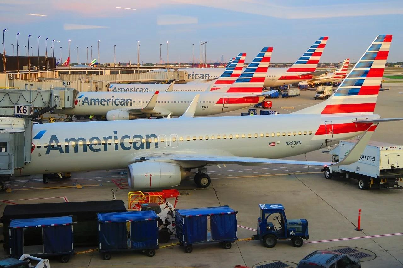 Resultado de imagen para american airlines virgin islands US