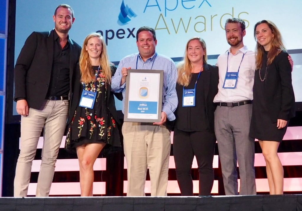 Here Are the Winners of the 2017 APEX Awards