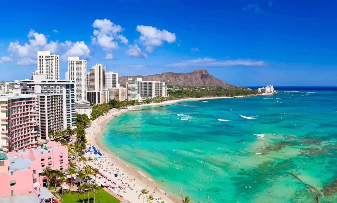 Someday, Southwest will announce its flight plan for Hawaii. (Photo by M Swiet Productions / Getty Images)