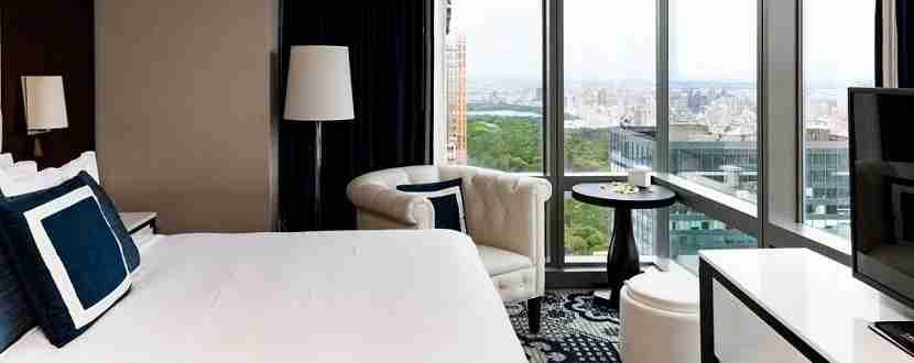 Image courtesy of the Marriott Residence Inn New York Central Park)